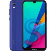 Honor 8S, 2GB/32GB, modrá  + DIGI TV s více než 100 programy na 1 měsíc zdarma + Elektronické předplatné čtiva v hodnotě 4 800 Kč na půl roku zdarma