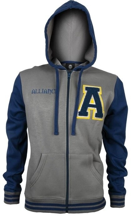 Mikina World of Warcraft - Alliance Varsity (US XL / EU XXL)