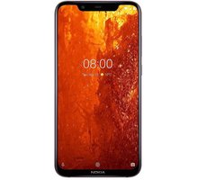 Nokia 8.1, 4GB/64GB, Dual SIM, Iron Steel