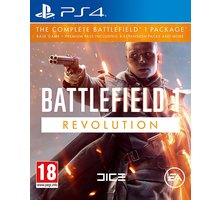 Battlefield 1: Revolution (PS4)