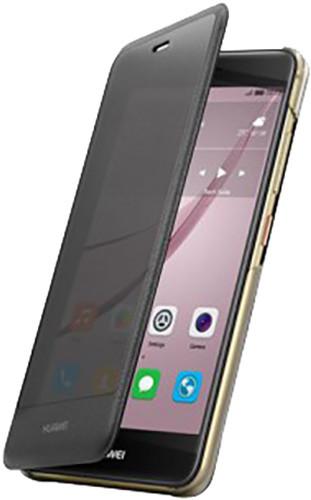 Huawei Original S-View Pouzdro Dark Grey pro Nova (EU Blister)