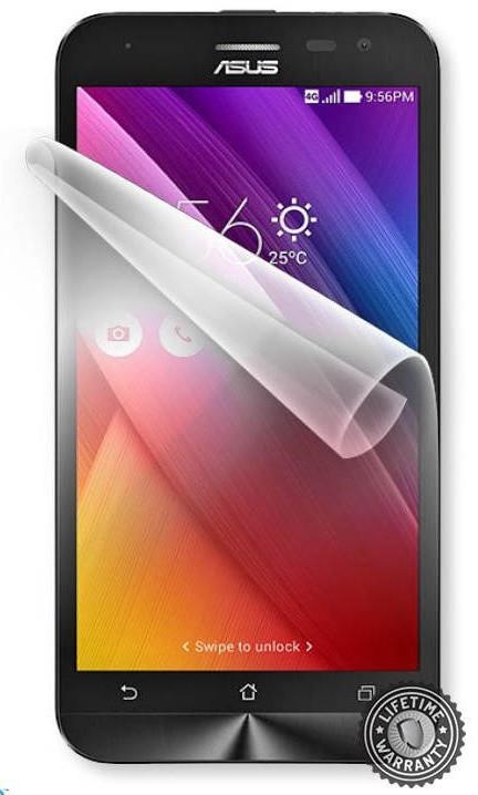 ScreenShield fólie na displej pro Asus Zenfone 2 Laser ZE500KL