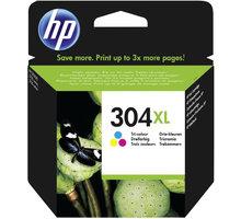 HP N9K07AE, barevná, č. 304XL