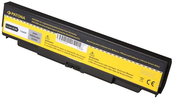 Patona baterie pro ntb LENOVO L440 4400mAh Li-Ion 10,8V 45N1145