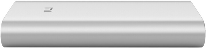 Xiaomi Power Bank 16000 mAh, stříbrná