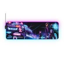 SteelSeries QcK Prism CS:GO Neon Rider Edition, XL - 63809