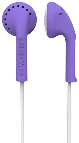 KOSS KE/10 NEW, fialová