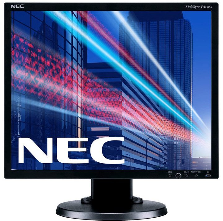 "NEC MultiSync EA193Mi, černá - LED monitor 19"""
