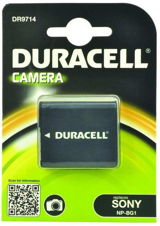 Duracell baterie alternativní pro Sony NP-BG1
