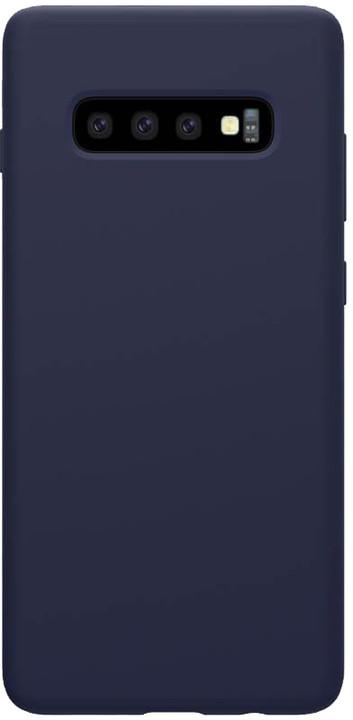 Nillkin Flex Pure Liquid silikonové pouzdro pro Samsung Galaxy S10+, modrá