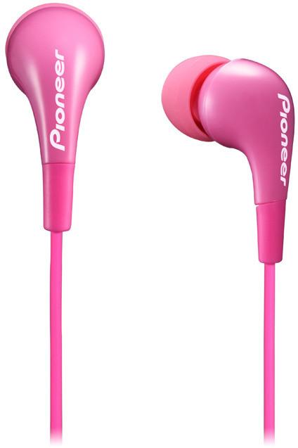 Pioneer SE-CL502, růžová