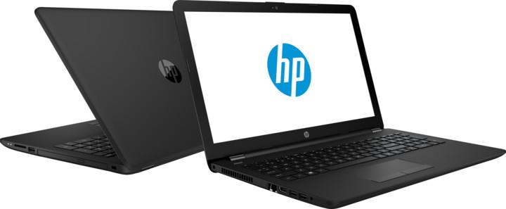 HP 15 (15-ra070nc), černá