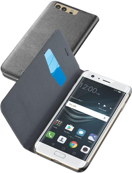 CellularLine Book Essential pouzdro typu kniha pro Huawei P10, černá