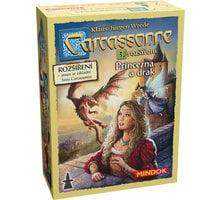 Desková hra Carcassonne rozšíření 3 - Princezna a drak - 013
