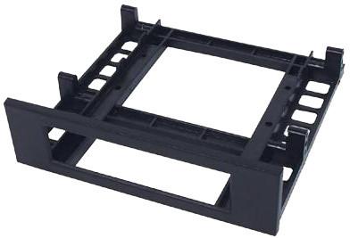 "rámeček 5,25""/3,5"" plast MF-520 černý"
