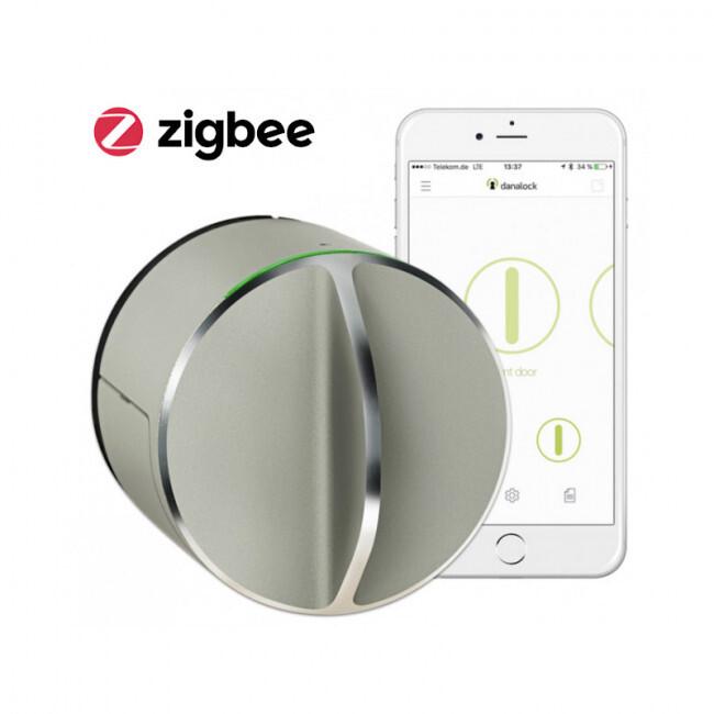Danalock V3 chytrý zámek bez cylindrické vložky – Bluetooth & Zigbee