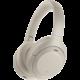 Sony WH-1000XM4, stříbrno-šedá, model 2020