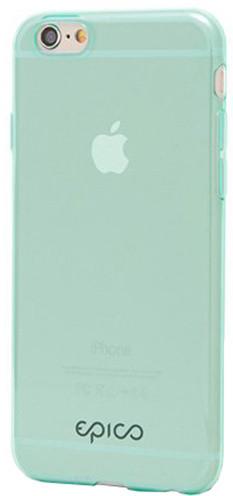 EPICO ultratenký plastový kryt pro iPhone 6/6S EPICO TWIGGY GLOSS - zelený