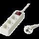 Prodlužovací kabel 230V 1,5m (3x zásuvka, vypínač)