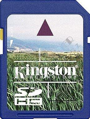 Kingston Secure Digital (SDHC) (Class 6) 8GB