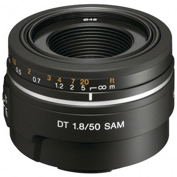 Sony DT 50mm f/1.8 SAM