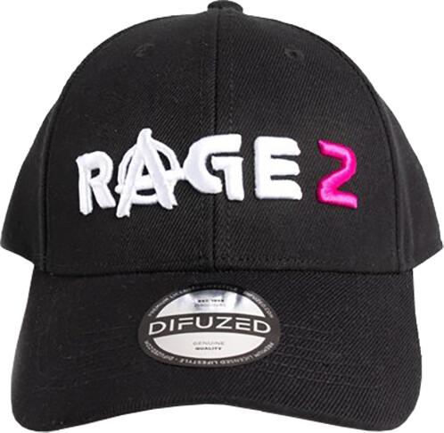 Kšiltovka Rage 2 - Logo