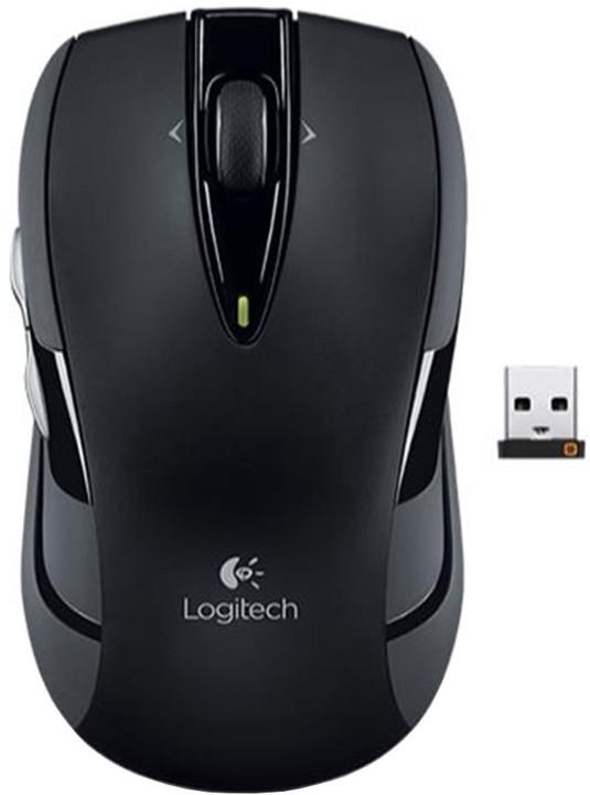 Logitech M545, černá
