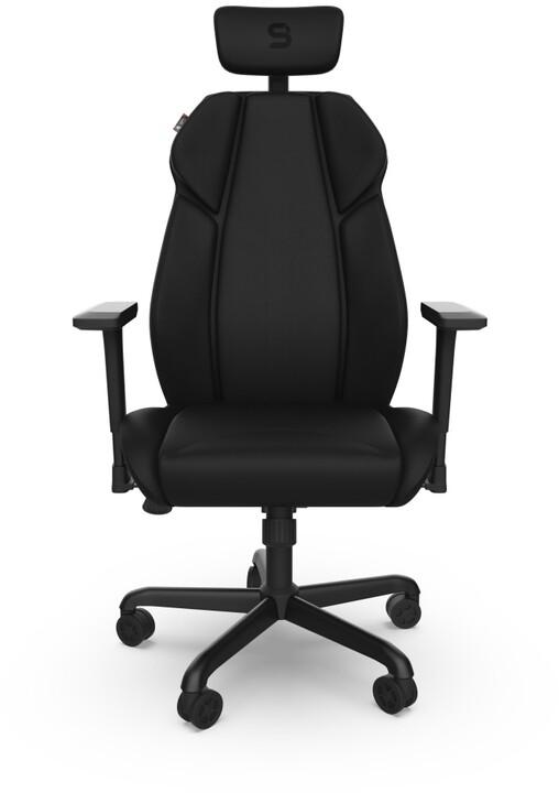 SPC Gear EG450 BK, černá