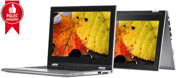 Dell Inspiron 11z (3148) Touch, stříbrná