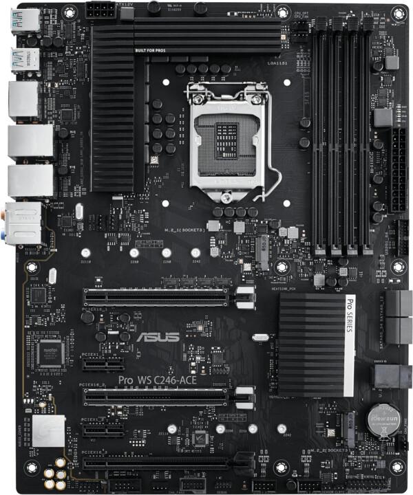 ASUS Pro WS C246-ACE - Intel C246
