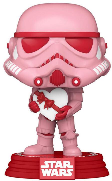 Figurka Funko POP! Star Wars - Stormtrooper with Heart