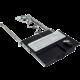 """Triton výsuvná/otočná police pro klávesnici a myš RAX-UP-X40-A1, 19"""""""