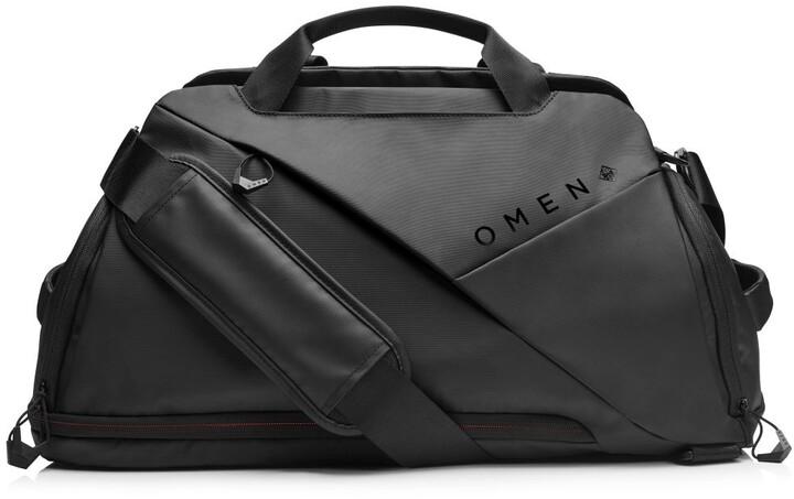 """HP OMEN cestovní taška Transceptor 17"""" Duffle Bag"""