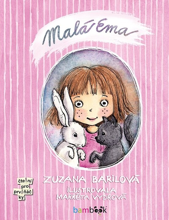 Kniha Malá Ema