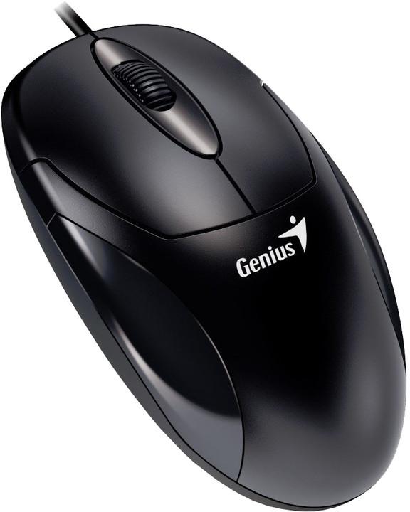 Genius Xscroll PS/2 black