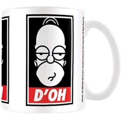 Hrnek The Simpsons - D'Ohbey