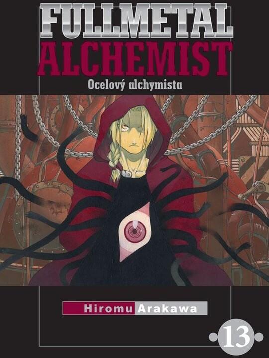 Komiks Fullmetal Alchemist - Ocelový alchymista, 13.díl, manga