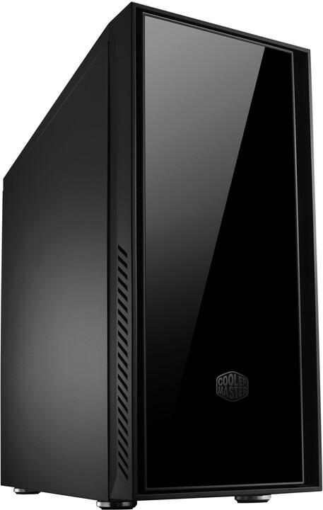 CoolerMaster Centurion Silencio 550, černý