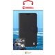 Krusell polohovací pouzdro BORAS FolioWallet pro Lumia 950 XL, černá