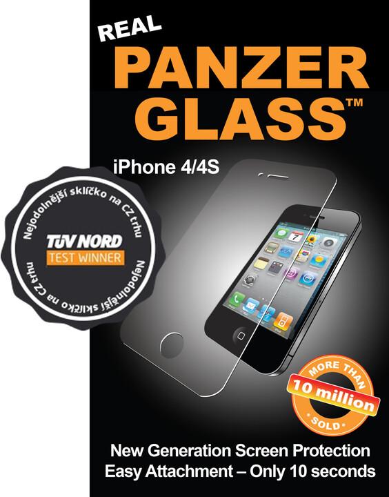 PanzerGlass ochranné sklo na displej pro iPhone4/4S