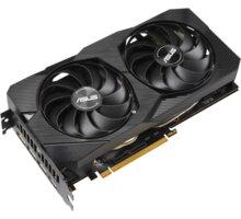 ASUS Radeon DUAL-RX5500XT-O8G-EVO, 8GB GDDR6 - 90YV0DV1-M0NA00