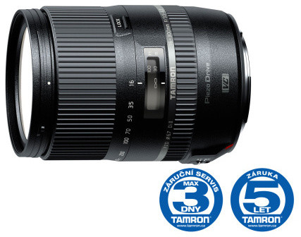 Tamron AF 16-300mm F/3.5-6.3 Di II VC PZD pro Canon