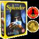 Desková hra Splendor 500 Kč sleva na příští nákup nad 4 999 Kč (1× na objednávku)