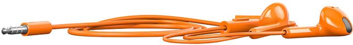 Microsoft Comfort Headset WH-308, oranžová