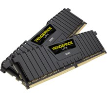 Corsair Vengeance LPX Black 16GB (2x8GB) DDR4 2666 CL16 CL 16 - CMK16GX4M2D2666C16