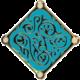 Odznak The Witcher - Triss Medallion