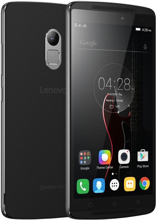 Lenovo A7010 PRO - 16GB, LTE, černá
