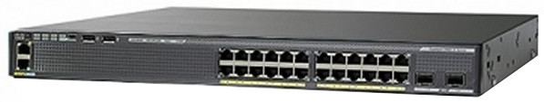Cisco Catalyst 2960XR-24TS-I