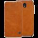 Nillkin Qin Book Pouzdro pro Samsung J530 Galaxy J5 2017, Brown