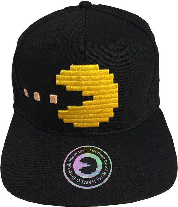 Kšiltovka Pac-Man - Snapback (Lootchest Exclusive)